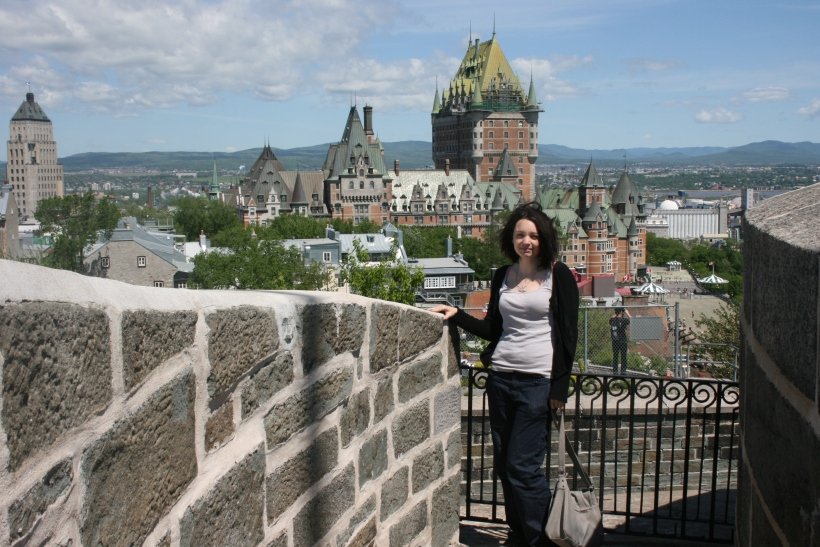 Quebec City, Expat, Chateau Frontenac