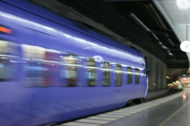 european train system study abroad