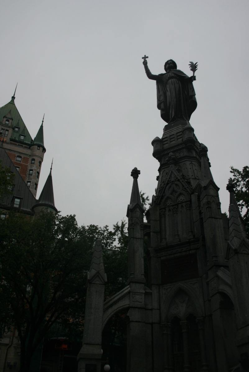Quebec City travel, travel advice, travel blog