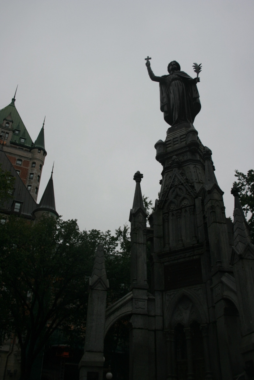 Quebec City travel, travel advice, travel blog