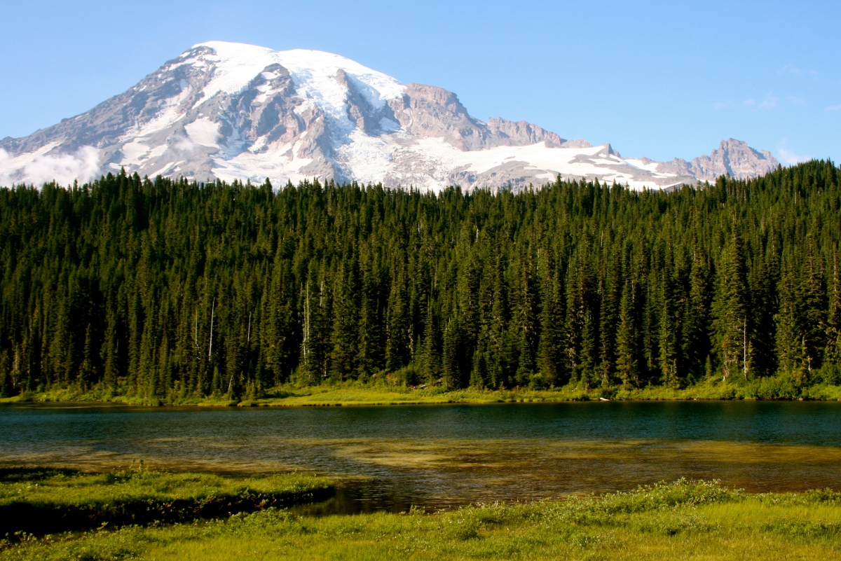 travel blog, mt. rainier