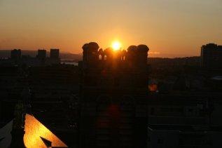 Quebec City Sunrise