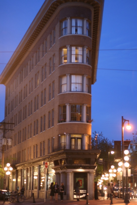 gastown-vancouver-bc-architecture