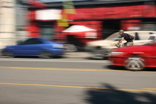 The Seattle rat race