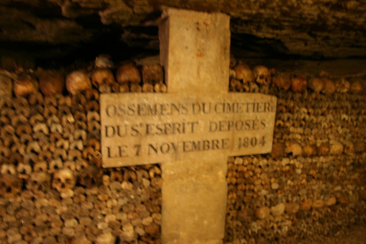 Halloween Travel in Paris