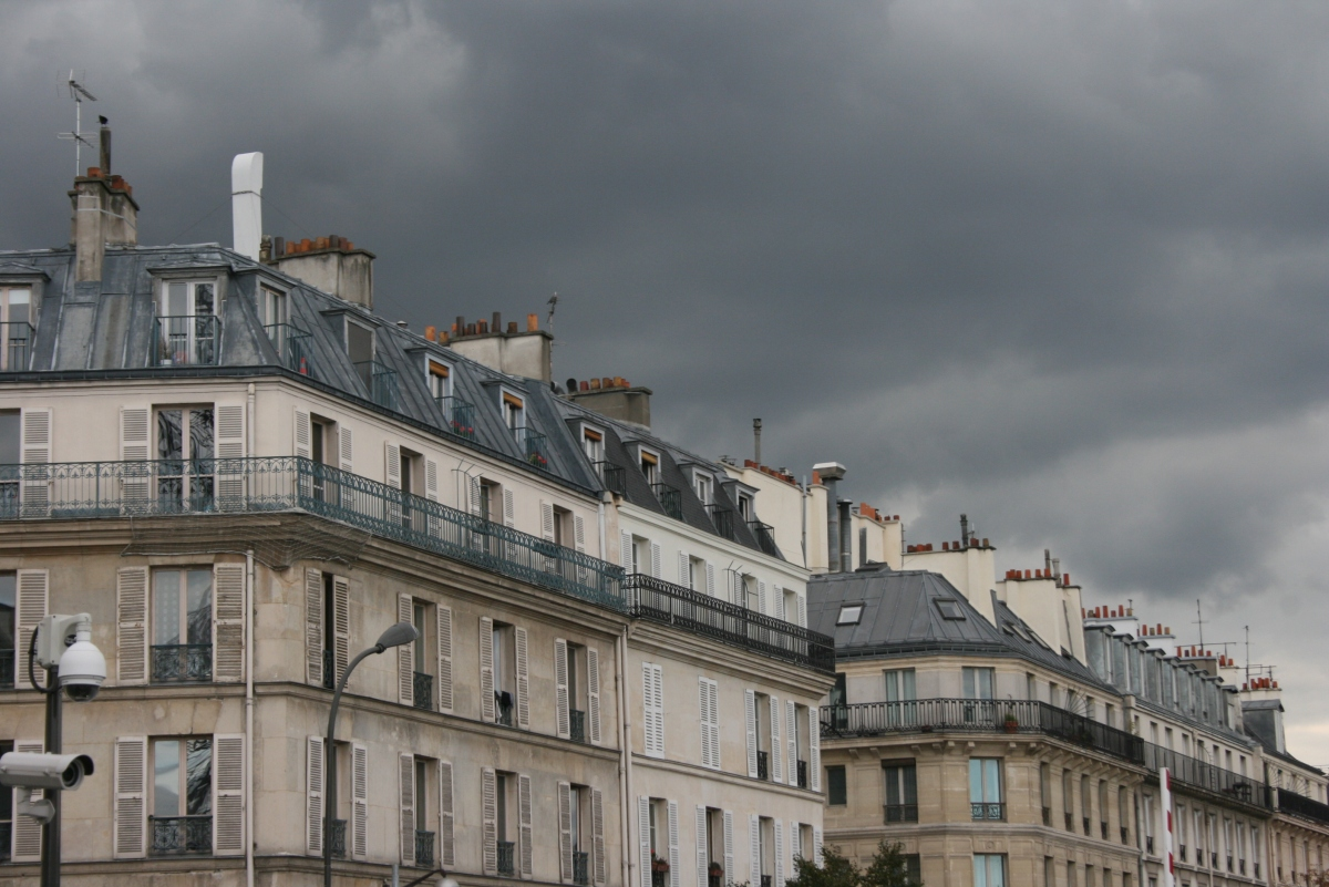 Paris Rooftops, Paris Travel Blog