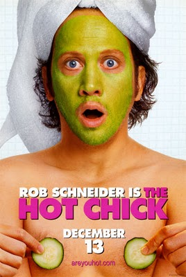 Rob Schneider In Hot Chick movie