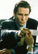 Networking, American Psycho, Humor Blog
