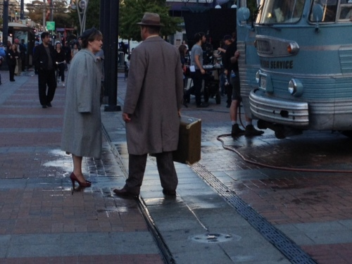 Seattle Travel Movie Filming