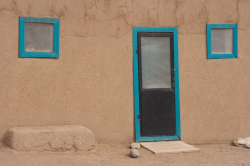 Taos Pueblo Door Photography